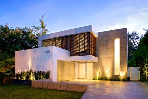 amazing simple elegant modern front home house exterior photos