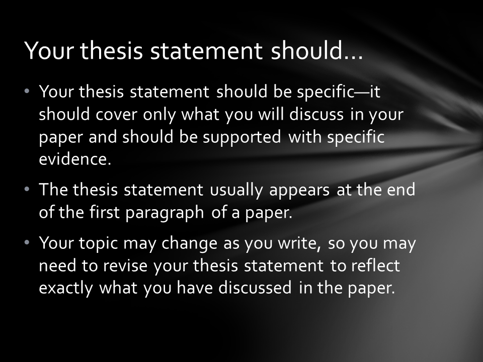 what should the thesis statement of a book review look like What should a thesis outline look like just like a book outline template and a program outline template , a thesis outline must be complete, informational and easy to understand for its usage to be fully maximized by the researcher.