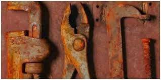 Cara Menghilangkan Karat Pada Besi, Logam, dan Pakaian