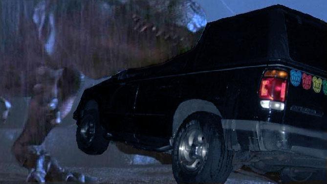 Sudden Car Stops Causes Crashing
