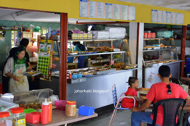 Nasi-Campur-Kak-Sa'adia-Johor-Jaya-Bakawali-JB