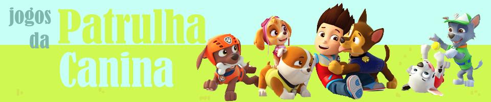 jogos de Patrulha Canina