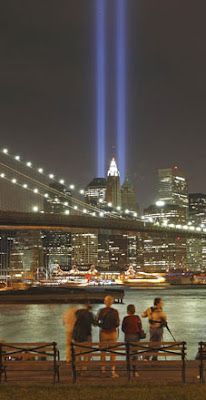 Décimo aniversario del 11-S, Nueva York