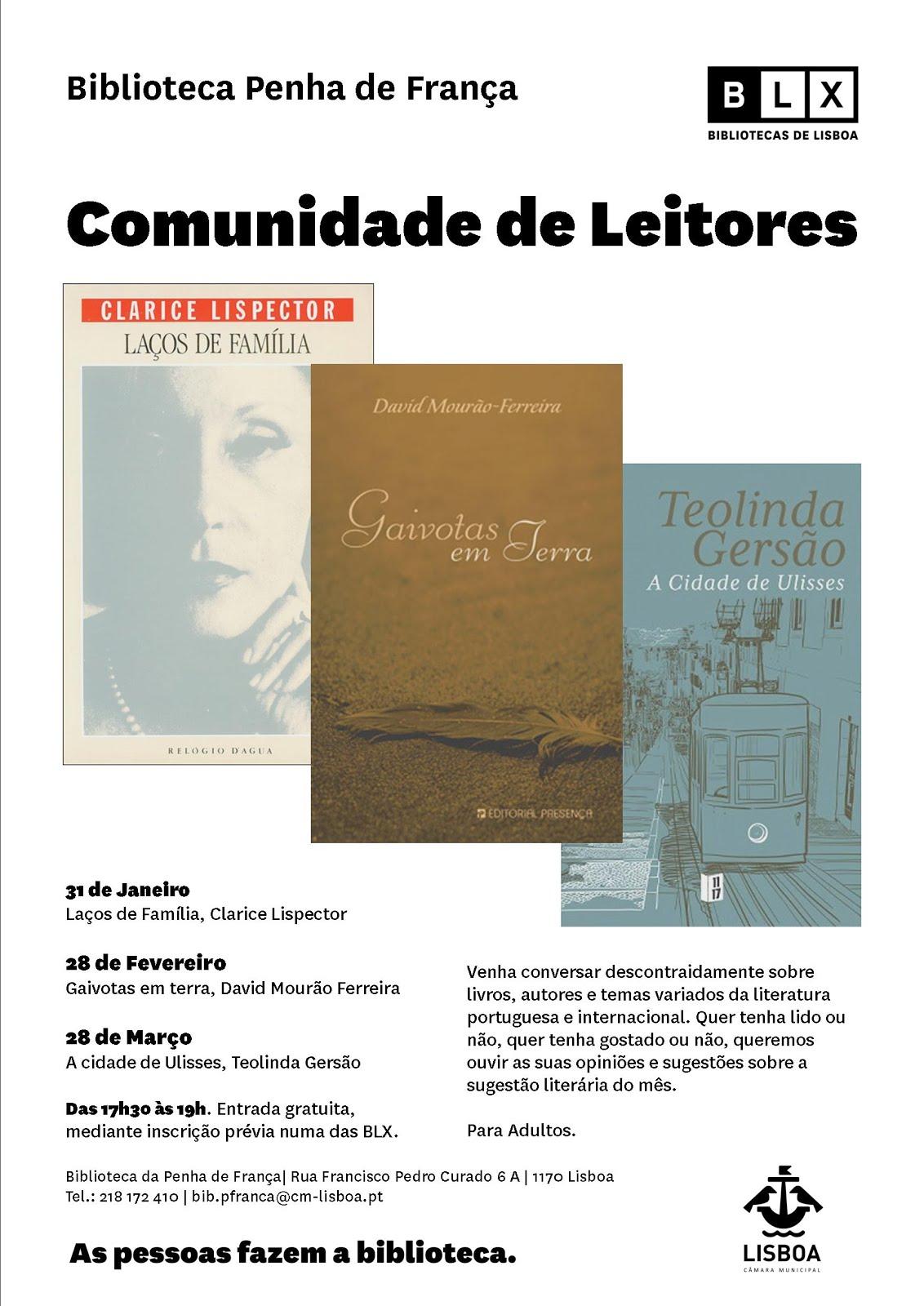 Comunidade de Leitores