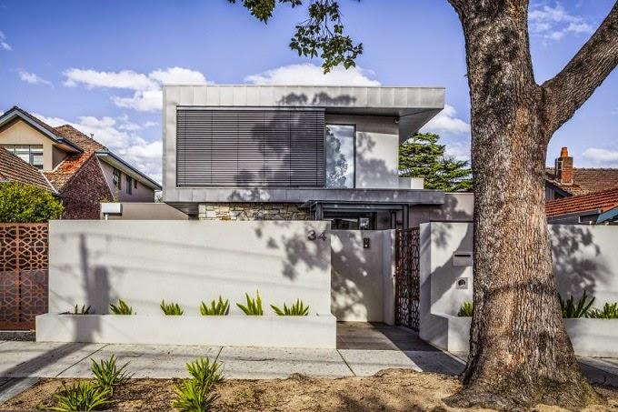 Casa hampton finnis architects en melbourne australia arquitectura contemporanea - Melbourne maison moderne australie ...