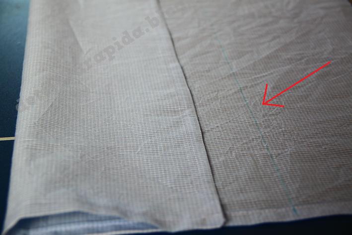 tutorial bandolera portabebes
