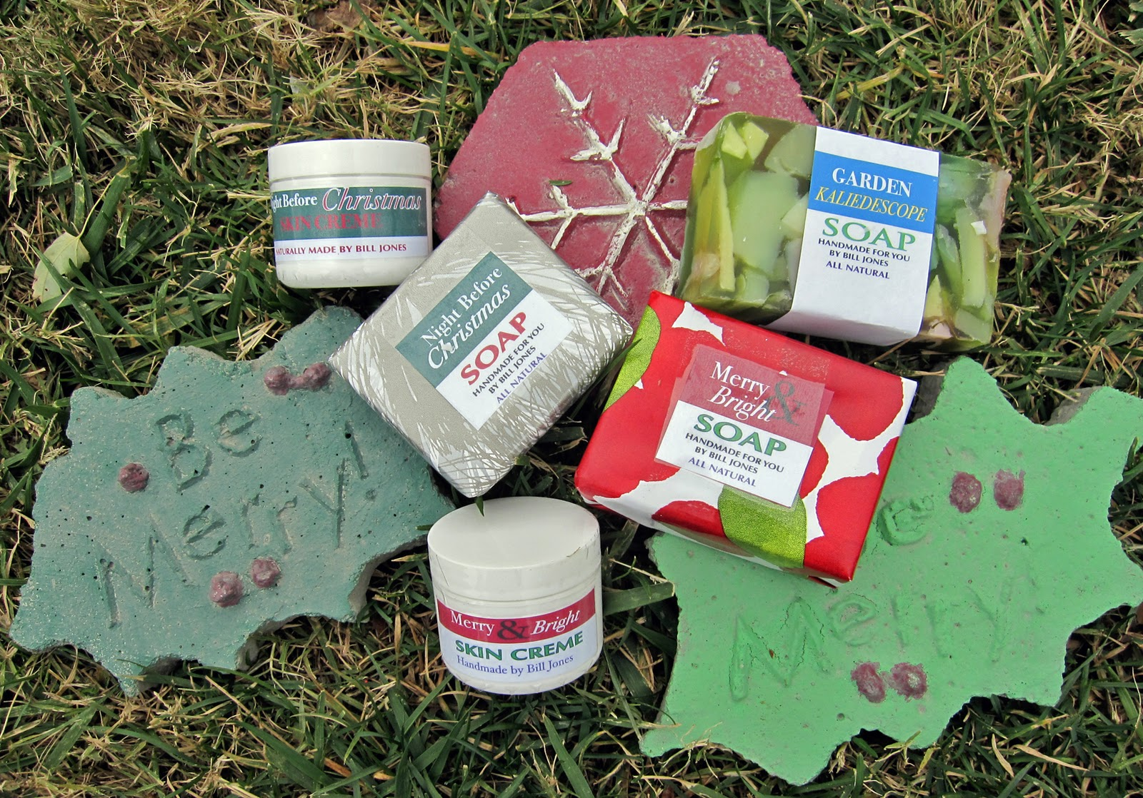 From The Summer S Garden Holiday Soaps Skin Cremes And