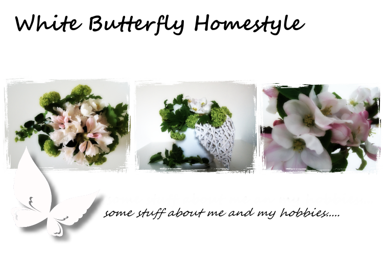 White Butterfly Homestyle