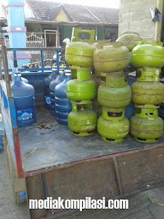 Pangkalan Gas Melon 3 Kg
