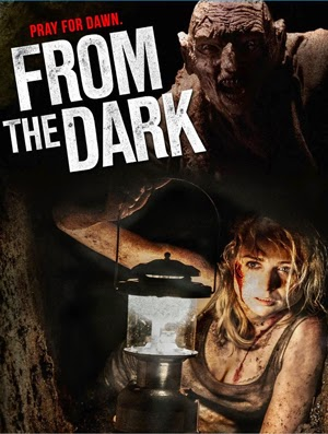 From The Dark 2014 poster