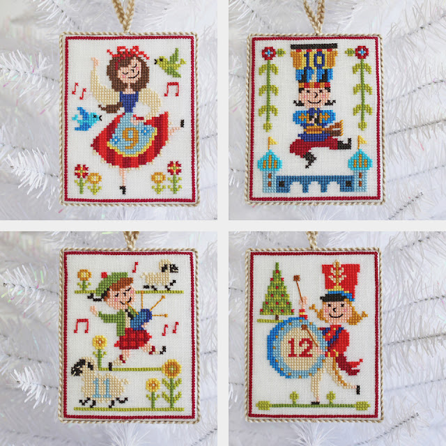 twelve_days_christmas_cross-stitch_ornaments_sampler_modern_christmas
