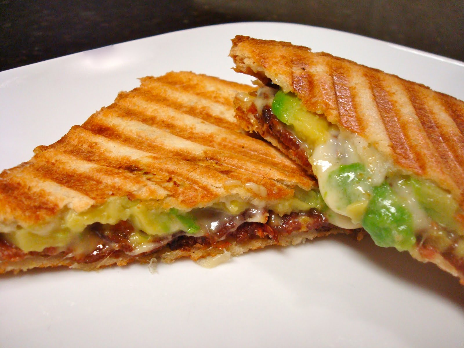 Sweet Tea In Texas: Bacon & Avocado Grilled Cheese