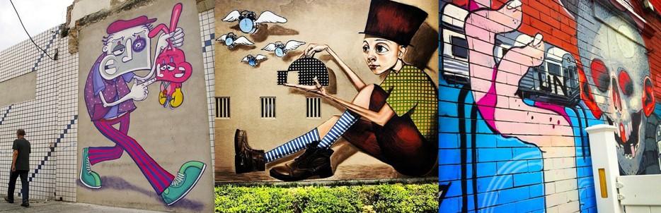 Grafiteiros Onde Encontrar