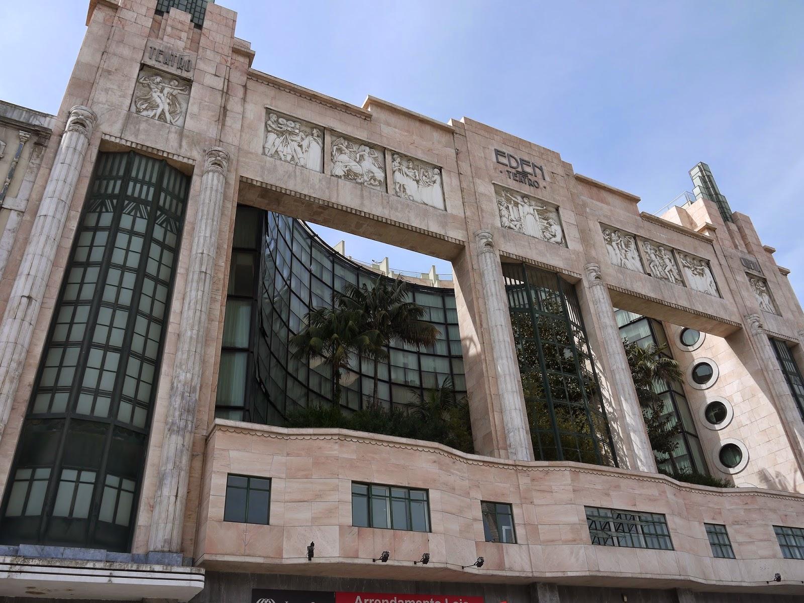 Teatro Eden Lisboa