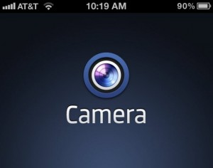 Facebook camera for android
