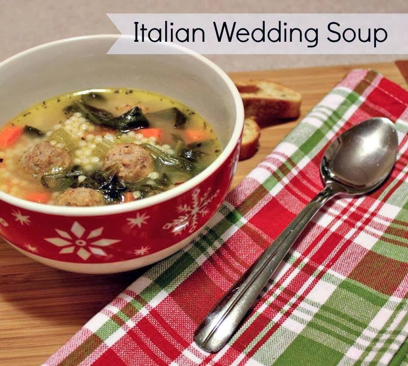 Italian Wedding Soup Calories