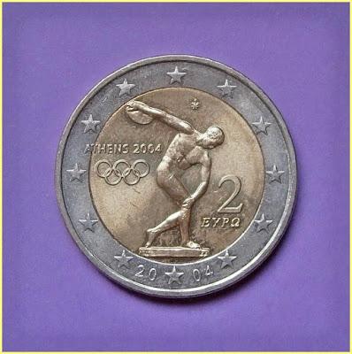 2004 Grecia Juegos Olímpicos
