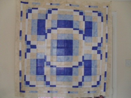 How To Quilt Quilt Blocks Simple Quilt Patterns Blue