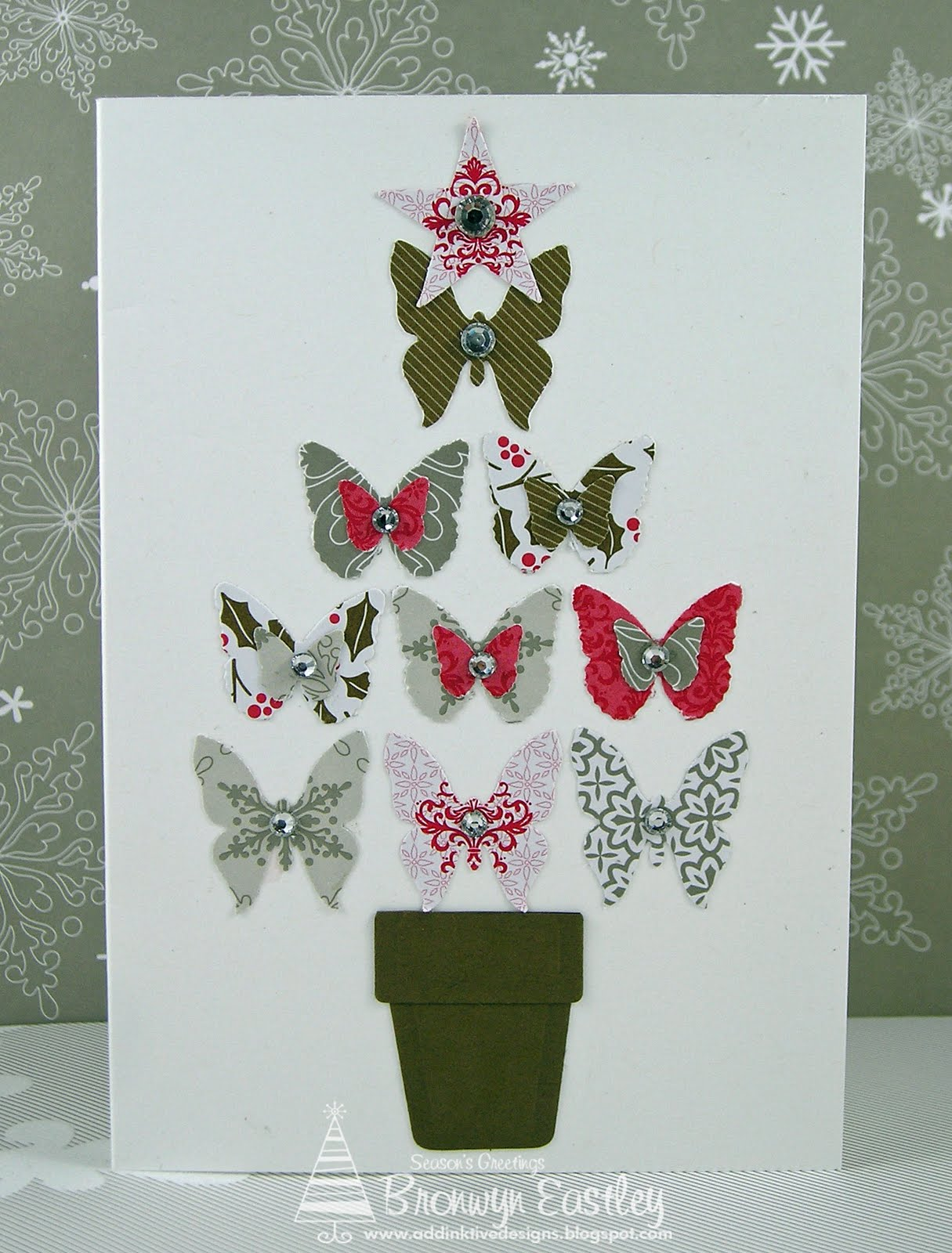 Addinktive Designs Quick And Easy Christmas Cards