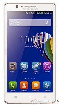 HP LENOVO A536 - White