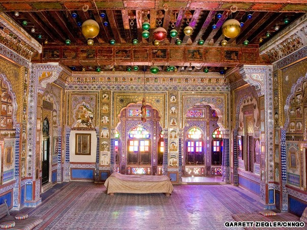Stunning forts and palaces in Rajasthan