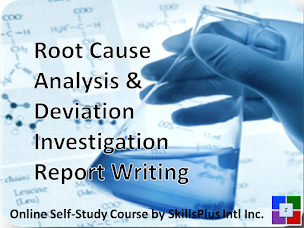 Root Cause Analysis - cGMP Training