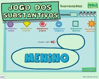 Jogos de Língua Portuguesa