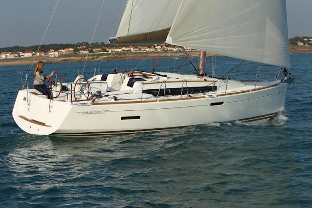 Boat Test: Jeannueau Sun Odyssey 379