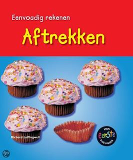 boek met rekensommen voor kleine kinderen