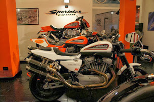 Sportster ... ma quale piccola!!!