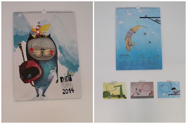 Wandkalender Prinz Apfel