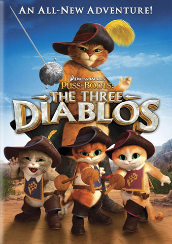 Puss In Boots: The Three Diablos (2011)