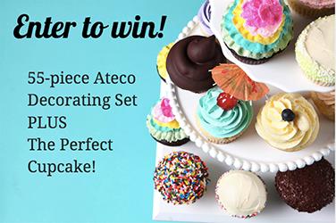 Enter to Win 55 Piece Ateco Decorating Set