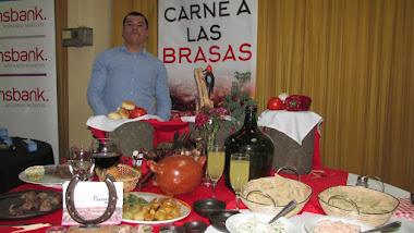 Feria Gastronómica Regional - agosto 2015
