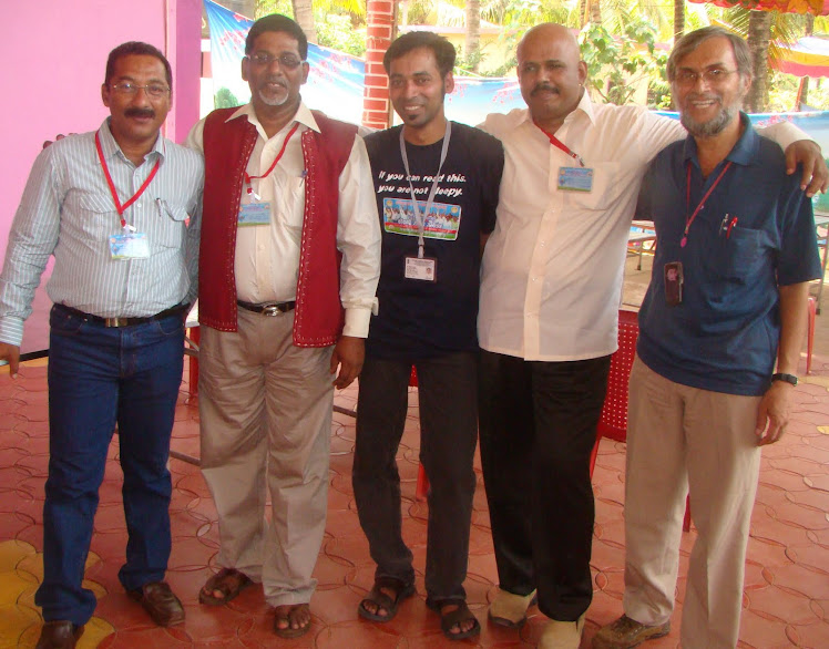 AT ALL INDIA 20TH KONKANI SAHITYA SAMMELAN AT SADISHIVGADH, KARWAR
