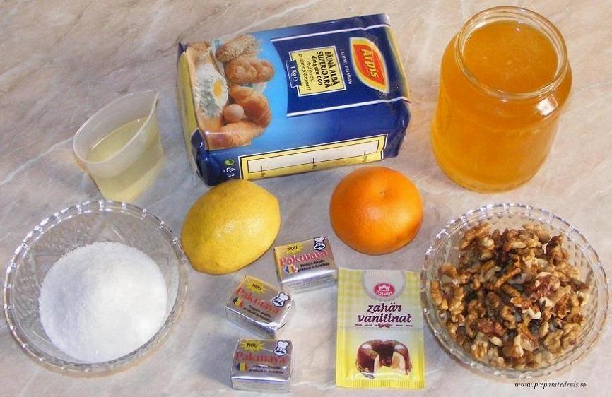 ingrediente pentru mucenici sau sfintisori de post moldovenesti, cum se fac mucenicii moldovenesti de post,