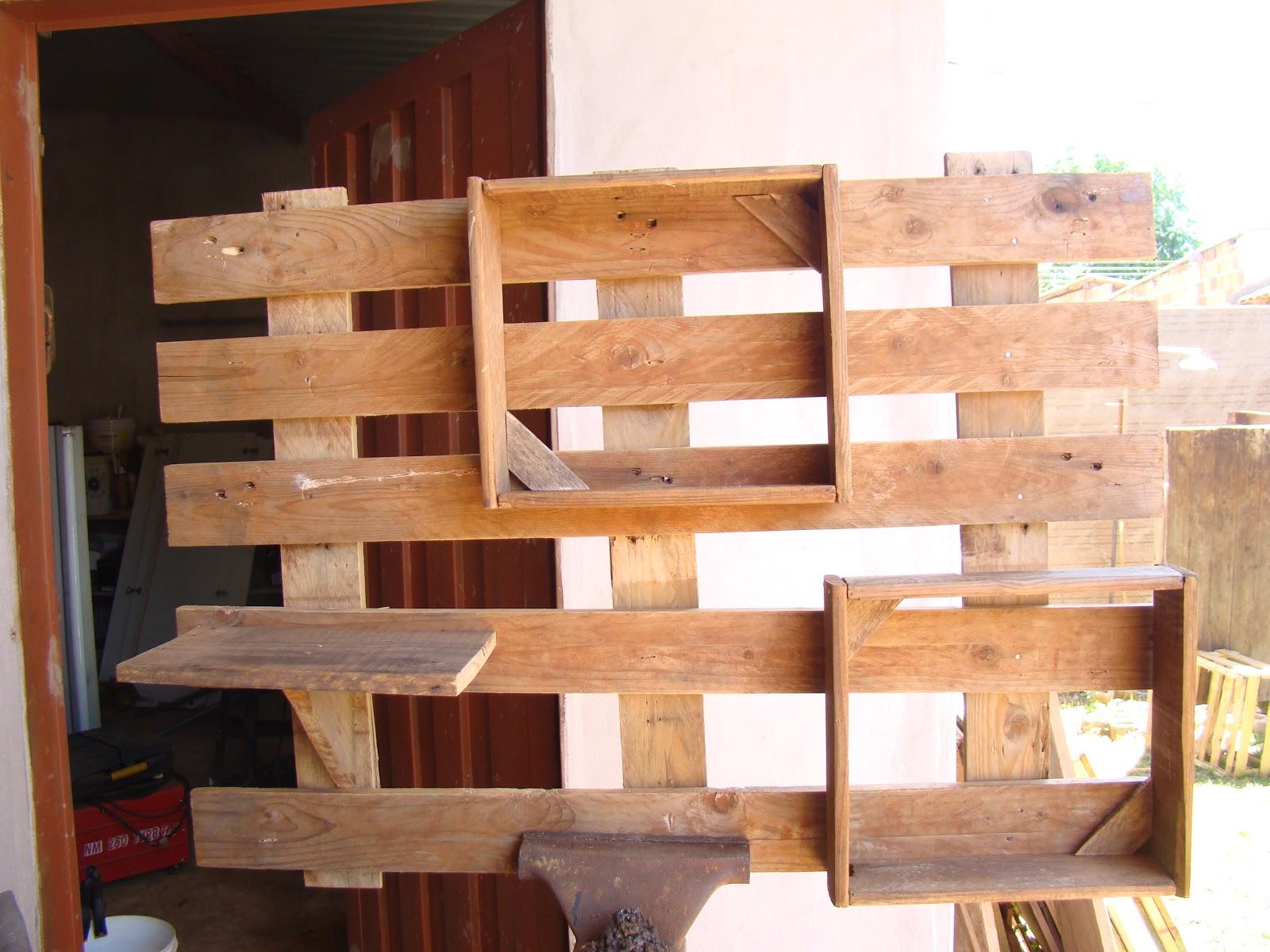 Baseada na Reciclagem: Peças de Decoração em Madeira Reciclada #A95E22 1600x1200