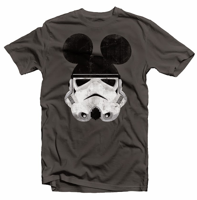 stromm trooper mickey mouse