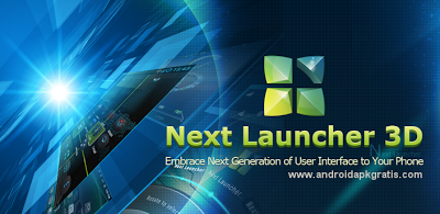 Full-android-apk-free: Next Launcher 3D v1.33 NON ROOT APK Free