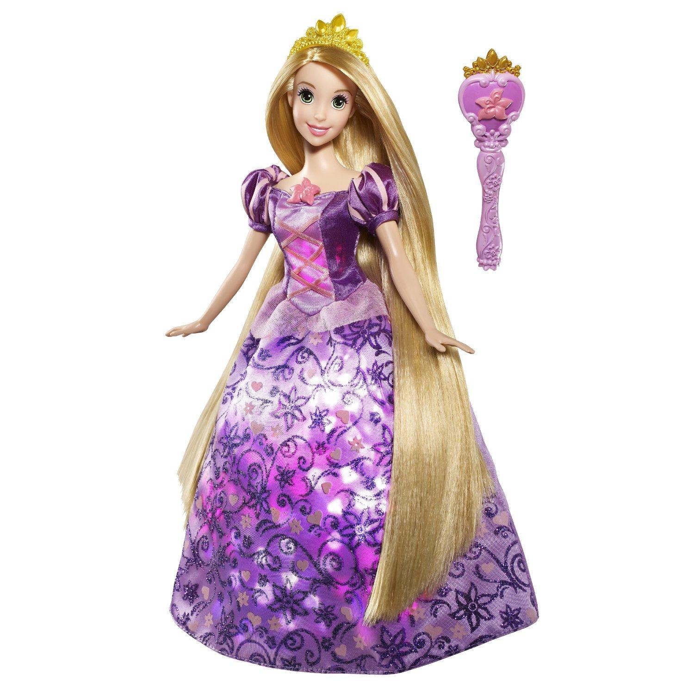 missgarabatos dolls tangled enredados rapunzel mattel vs disney store. Black Bedroom Furniture Sets. Home Design Ideas