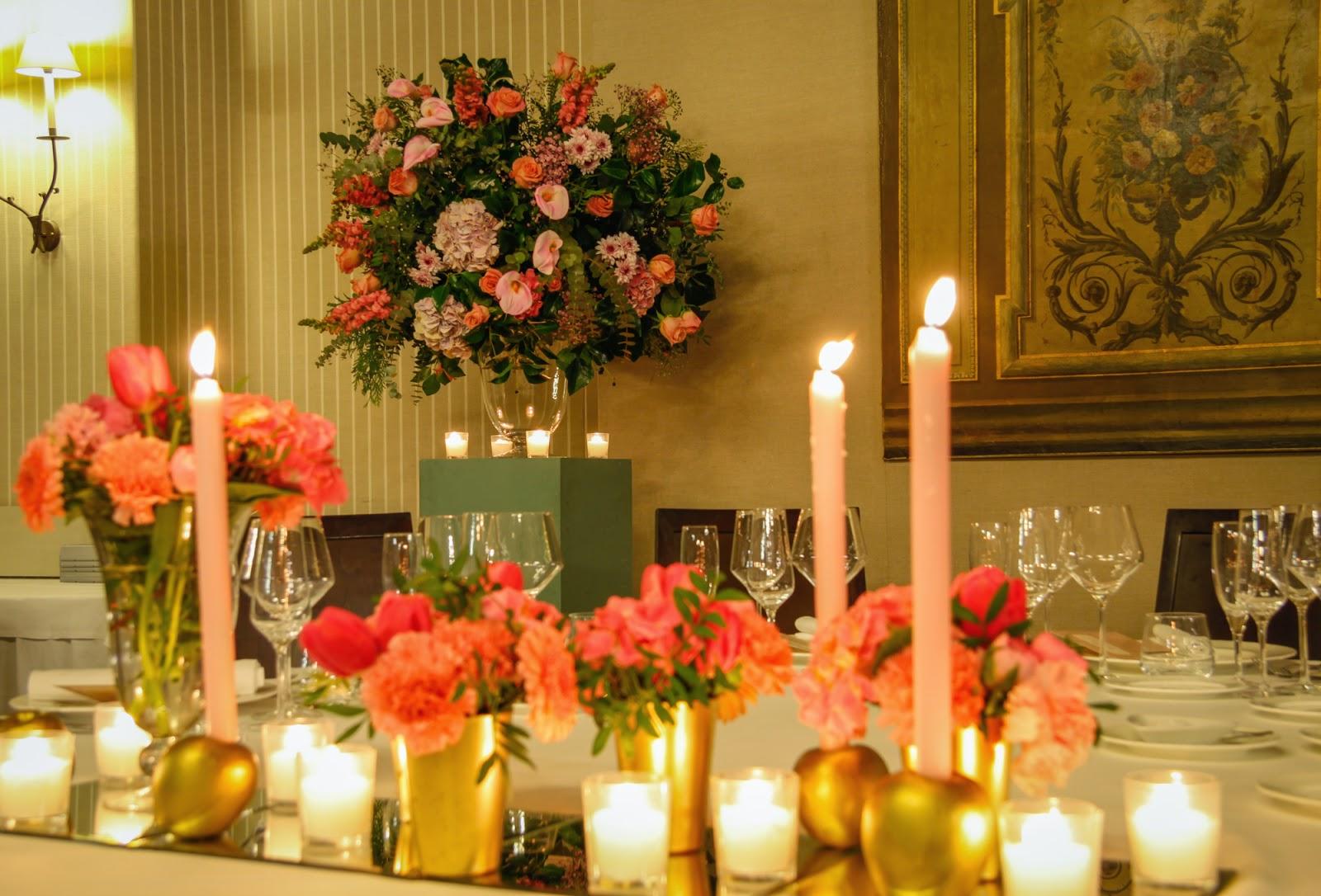 Mesa presidencial bodas Valencia