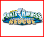 Power Rangers Lightspeed Resgate