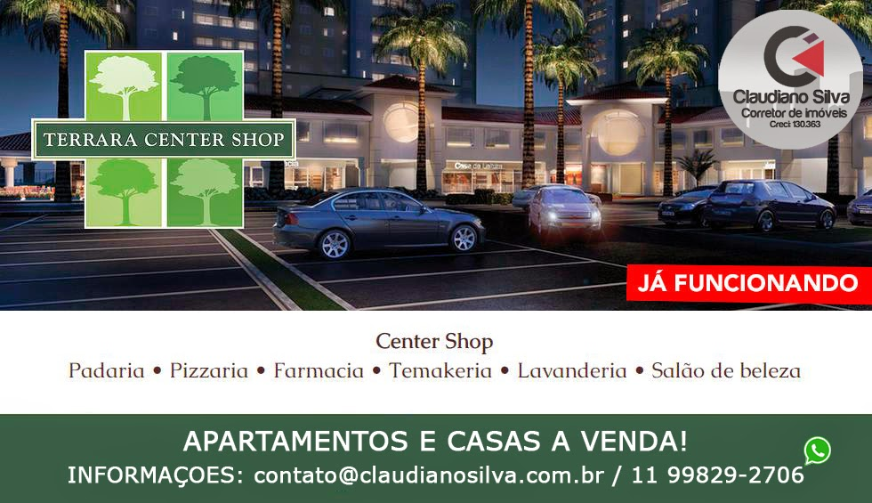 TERRARA CENTER SHOP