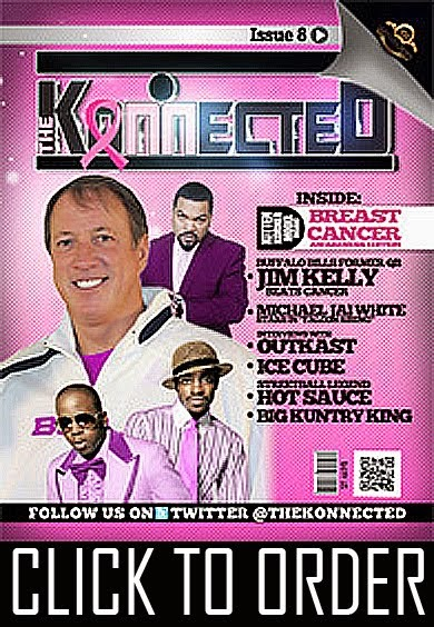 The Konnected Mag. Issue 8