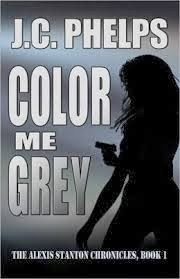 Kindle HD Edition Colour me Grey by J C Phelps