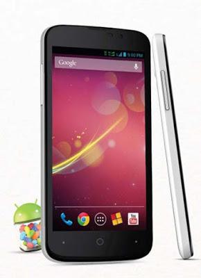 Harga Smartfren Andromax T, Spesifikasi Android Jelly Bean Quad Core Kamera 8 MP