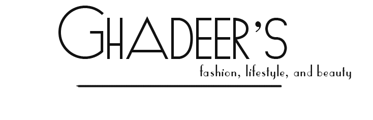 Ghadeer's | Saudi Fashion Blog