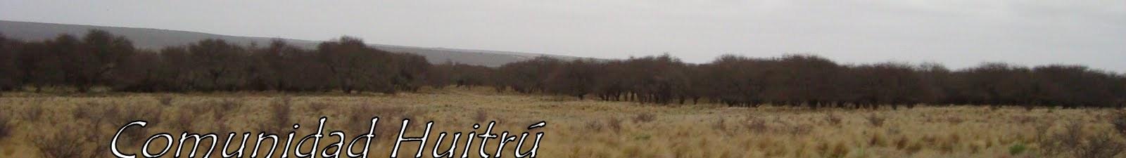 Comunidad Huitru