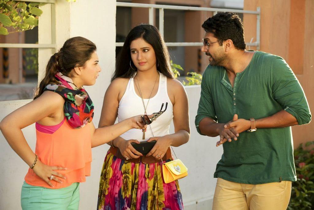 Romeo Juliet Movie Hanshika And Jayam Ravi Latest Stills