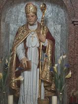 Este Miércoles Celebramos la Fiesta de San Julián el Tranquilo. Patrón de Cuenca